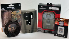Stealth Cam G42NG 12MP Trail Camera | 8GB SD Card | Python Cable | Security Box