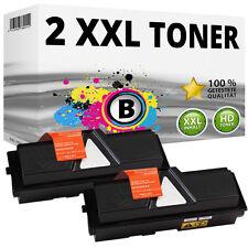 2x XXL TONER PATRONE für Kyocera Mita FS-1320-D FS-1320-DN FS-1370-DN TK170