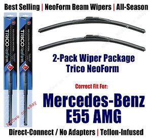 2pk Super-Premium NeoForm Wipers fit 1999-2003 Mercedes-Benz E55 - 16240/160