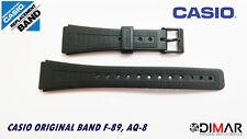 VINTAGE CASIO ORIGINAL BAND / STRAP F-89, AQ-8 NOS