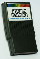 Atomic Mission Cartridge Commodore 16 plus 4