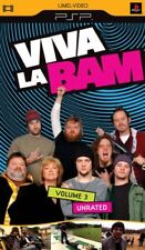 New: VIVA LA BAM - Volume 3 Sony PSP UMD Video