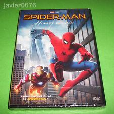 SPIDER-MAN HOMECOMING DVD NUEVO Y PRECINTADO SPIDERMAN