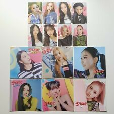 Stayc Staydom Official Photocards And Postcards
