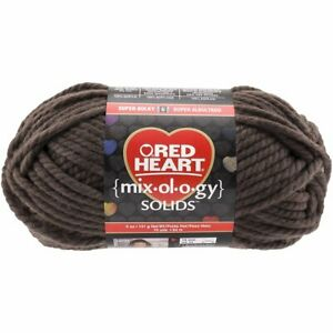 Red Heart Mixology Solds Taupe Knitting & Crochet Yarn