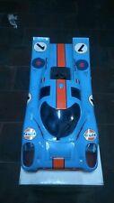 Pocher Torino Italy Porsche 917 Gulf racing car rare 1:18 Scala circa