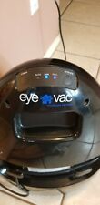 USED EyeVac Home Black Touchless Stationary Vacuum EVH-W Excellent Condition