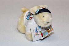 RARE Pièce de collection Lulu le chien habillé pour vacances Jouet Doux Niagara Falls Bear