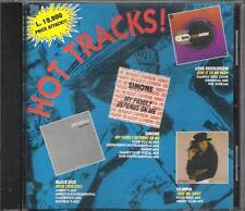 "OLIMPIA  LOVE REVOLUTION  BLACK BOX  SIMONE - CD ITALO DISCO 1991 "" HOT TRACKS """