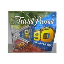 Jeu de société Trivial Pursuit Nos Années 90 - Hasbro  Le meilleur de ces années