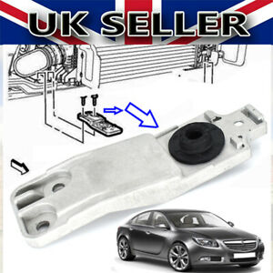 UKSELL Lower Radiator Bracket w/ Rubber Mount For Vauxhall Insignia A Mk1 08-17