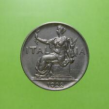NF* Regno d'Italia - Buono da Lire 1 1922 FDC  §160.1