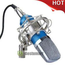 Condenser Microphone Kit Professional Broadcasting Studio Recording Mic XLR