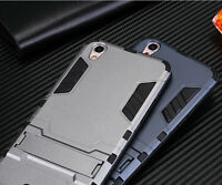 For OPPO A37/ A37M Heavy Duty Hybrid Armor Shockproof Tough Kickstand Case Cover