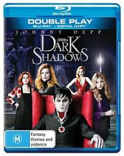 Dark Shadows (Blu-ray, 2012, 2-Disc Set)