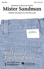 Pat Ballard: Mister Sandman (SSAA) SSAA Sheet Music Vocal Score