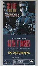 "GUNS N ROSES - You could be mine /Civil War (1991) JAPAN 3"" CD Single"