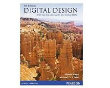Digital Design by Michael D. Ciletti and M. Morris Mano *Intl Ed Softcover*