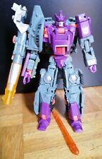 Transformers Galvatron CHUG Classics Universe 2.0