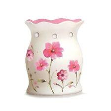 Yankee Candle Pink Floral Wax Melt Warmer