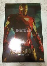 New Hot Toys 1/6 Iron Man 2 Mark 6 MK VI MMS132 Japan