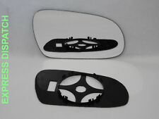 Right Side Wing Mirror Glass For VOLKSWAGEN FOX 2003-2014 Convex +back plate#223