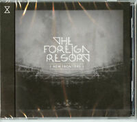 THE FOREIGN RESORT-NEW FRONTIERS (JAPAN EDITION)-JAPAN CD E25