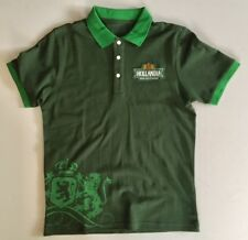 Hollandia Premium Quality Large Beer Small Polo Shirt