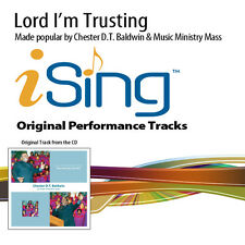 Chester D.T. Baldwin - Lord I'm Trusting - Accompaniment Track
