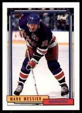 1992-93 Topps  NHL Mark Messier #274