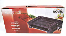 Novel Electric BBQ Grill EMI Korean Pan Tray