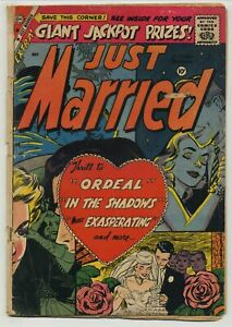 Just Married 8 Early Charlton Romance