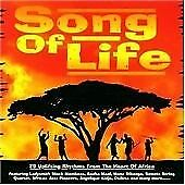 Song Of Life: 29 Uplifting Rhythms From The Heart of Africa, Various, Very Good