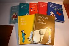 Vintage Child Horizons 1978 Set of 7 Children's Books - Like New