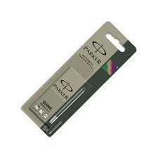 Parker Quink Ink Cartridges - Black Washable 5 Pack