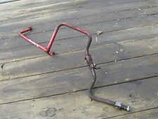 Cub 184 185 tractor Ih Ihc hydraulic steel line from pump to filter