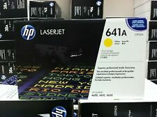 BRAND NEW GENUINE FACTORY SEALED HP C9722A YELLOW PRINT CARTRIDGE 4600/4610/4650