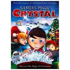 Santa's Magic Crystal (DVD) SHIPS FAST NO CASE NO ART EXCELLENT CONDITION