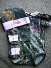 Personalized Mossy Oak Camo Camouflage 3PC Baby Infant Newborn Set Girl Pink