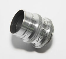 Bausch & Lomb 25mm F2.7 Animar Balcote C Mount Lens