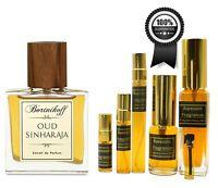 Bortnikoff Oud Sinharaja Decants/Samples - Includes *FREE* Fragrance -See below⤵