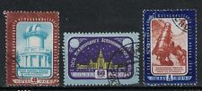 RUSSIA, USSR:1958 SC#2092-94(3) Used - 10th Congress of the Astronomical Union