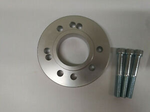 Billet Chevy SBC 305 350 400  Gilmer Crank Pulley Spacer & Bolts