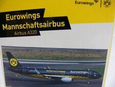 1/500 Herpa Eurowings Airbus A320 BVB Mannschaftsairbus 529600