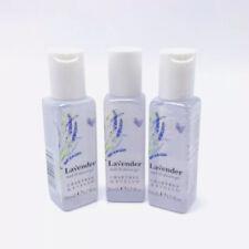 Crabtree & Evelyn Lavender Bath & Shower Gel Travel Size 1.7 oz Lot 3