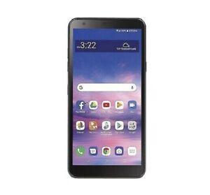 Total Wireless Prepaid LG Journey (16 GB) Black