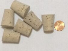 Cork Stoppers Size #9 Tapered ( 10 Pcs)