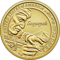 2017-P  NATIVE AMERICAN DOLLAR COIN