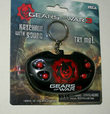 NECA Gears of War 3 Keychain Controler With Sound New NOS 2011 MIP Adults