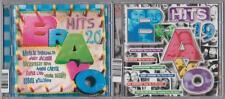 BRAVO Hits 19 + BRAVO HITS 20 Blümchen Spice Girls Janet Jackson Smax Aqua CDs